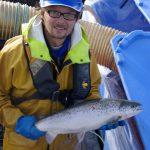 Ferme aquacole saumon de france