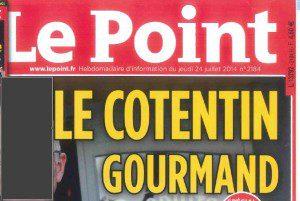 Le-point Normandie saumon