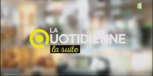 La ferme pilote d'aquaponie d'Anjou dans la Quotidienne sur France 5