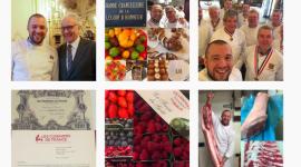 Guillaume Gomez chef des cuisines de l'Elysée à propos du Saumon de France