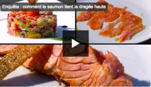 Reportage Fr3 : Comment le saumon de France tient la dragée haute au saumon Norvégien