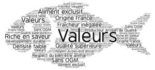 GMG Saumon de France les valeurs