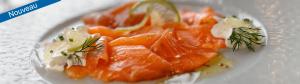 saumon de France fumé