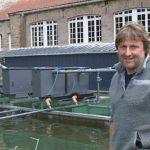 Gavin Moss - équipe de la société Saumon de France