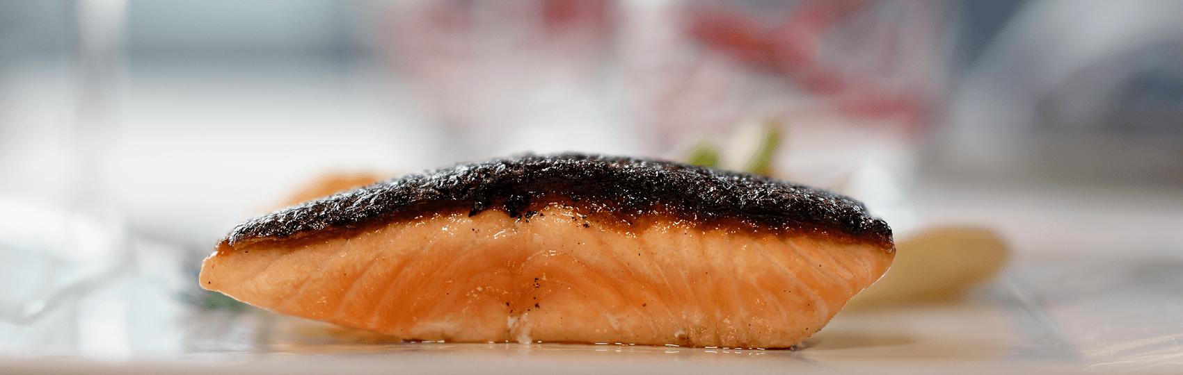 Saumon de France frais
