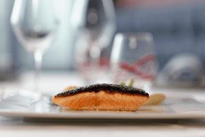 Saumon frais de France