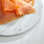 saumon de france fumé 10 tranches