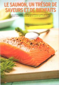 Le saumon, un trésor de saveurs et de bienfaits