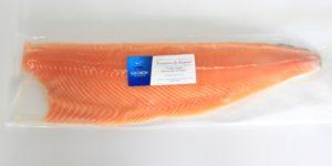 saumon frais filet