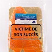 truite victime de son succès