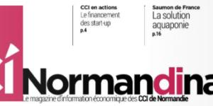 L'entreprise Saumon de France sous les projecteurs de la CCI Normandie