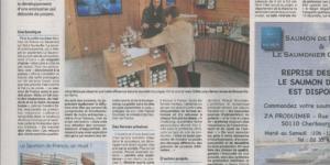 Saumon de France, un magasin et des idées