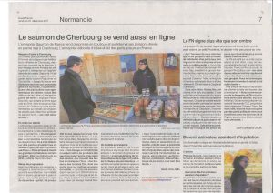 Article Ouest France 221217 p2
