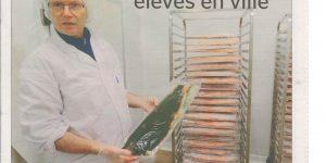 La manche libre : Élevé des saumons en ville, c'est possible !