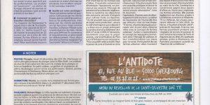 De Nouveaux Challenges pour Saumon de France dans le journal La Manche Libre