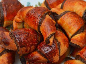 repas maison saumon St Valentin