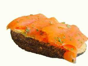 saumon repas sait valentin