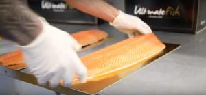 Livraison saumon france