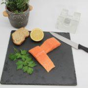 pavé saumon frais
