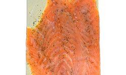 Saumon mariné aneth